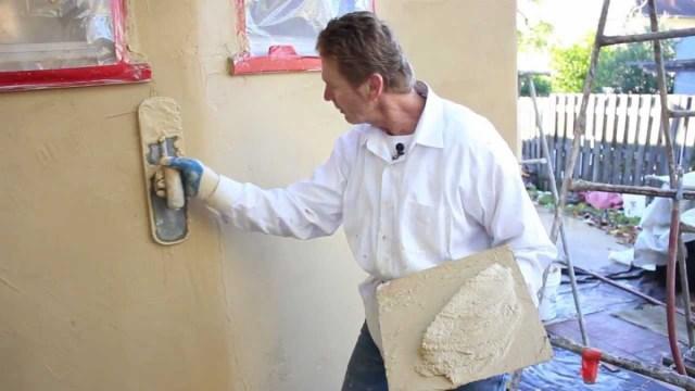 Santa Barbara Smooth Mission Stucco Finish Sbmf Kirk Giordano Plastering