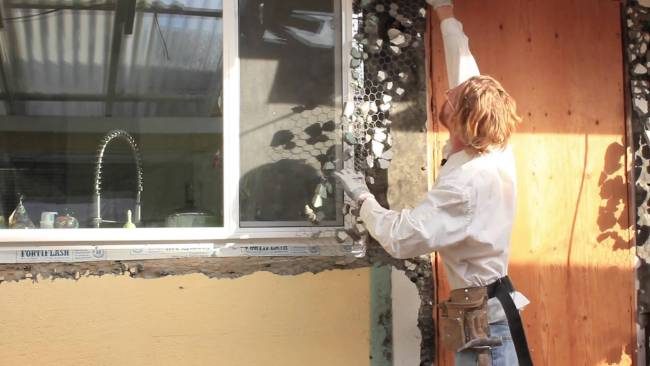 What to leave your stucco guy, for the DIY home owner