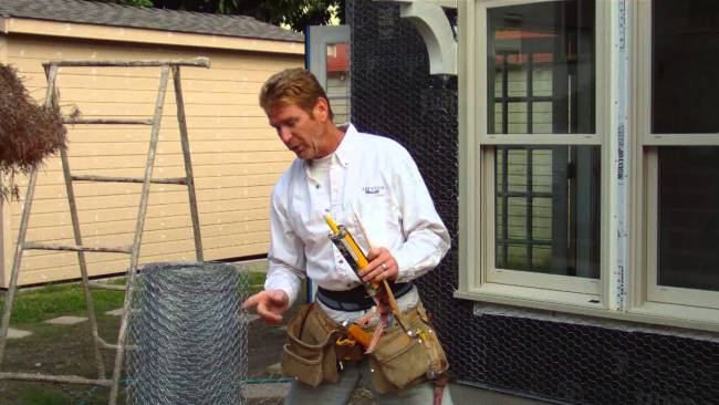 Best caulking is best to seal stucco lathing