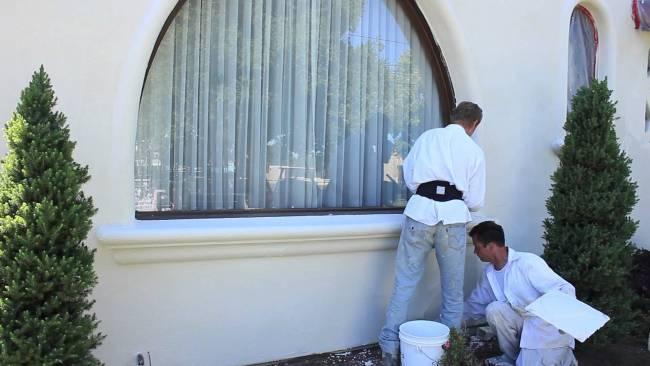 Exterior Coating Contractors,  Stucco Exterior Coating Contractors