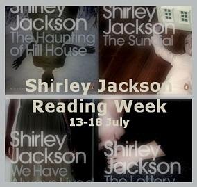 Shirley Jackson Reading Week