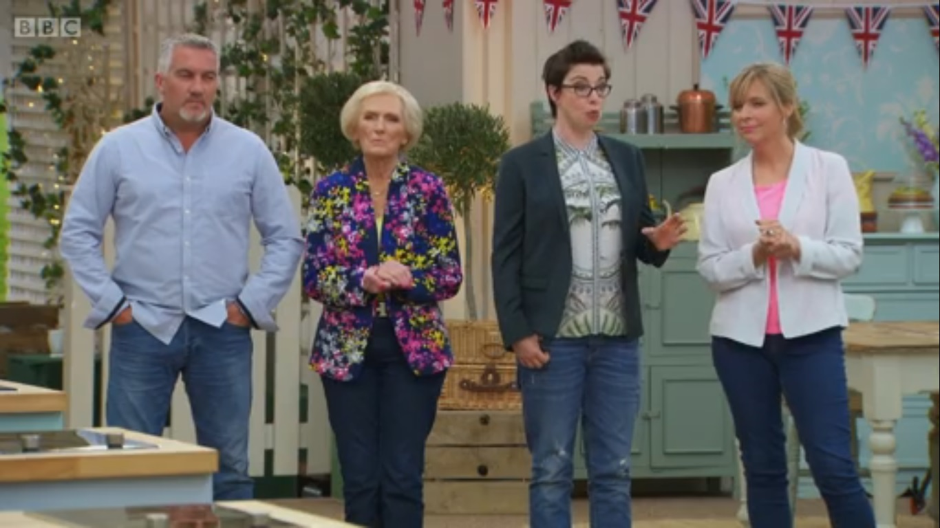 The Great British Bake Off: Series 6: Episode 4 – Stuck in a