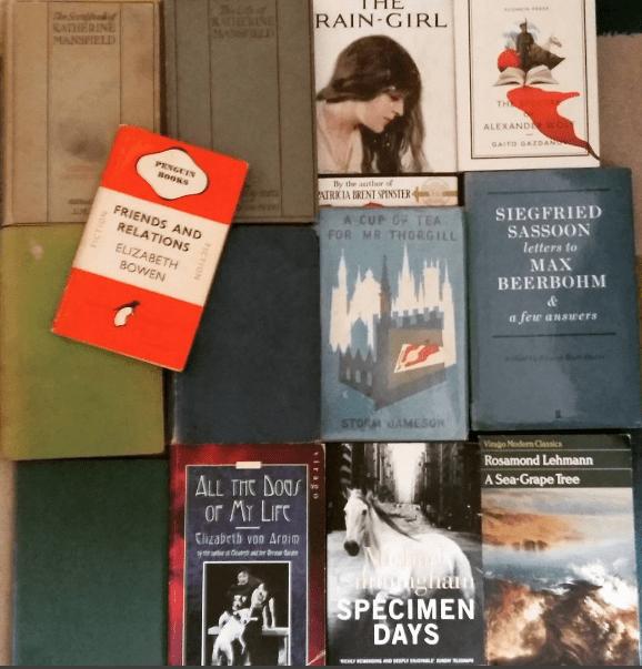 Edinburgh books 2016