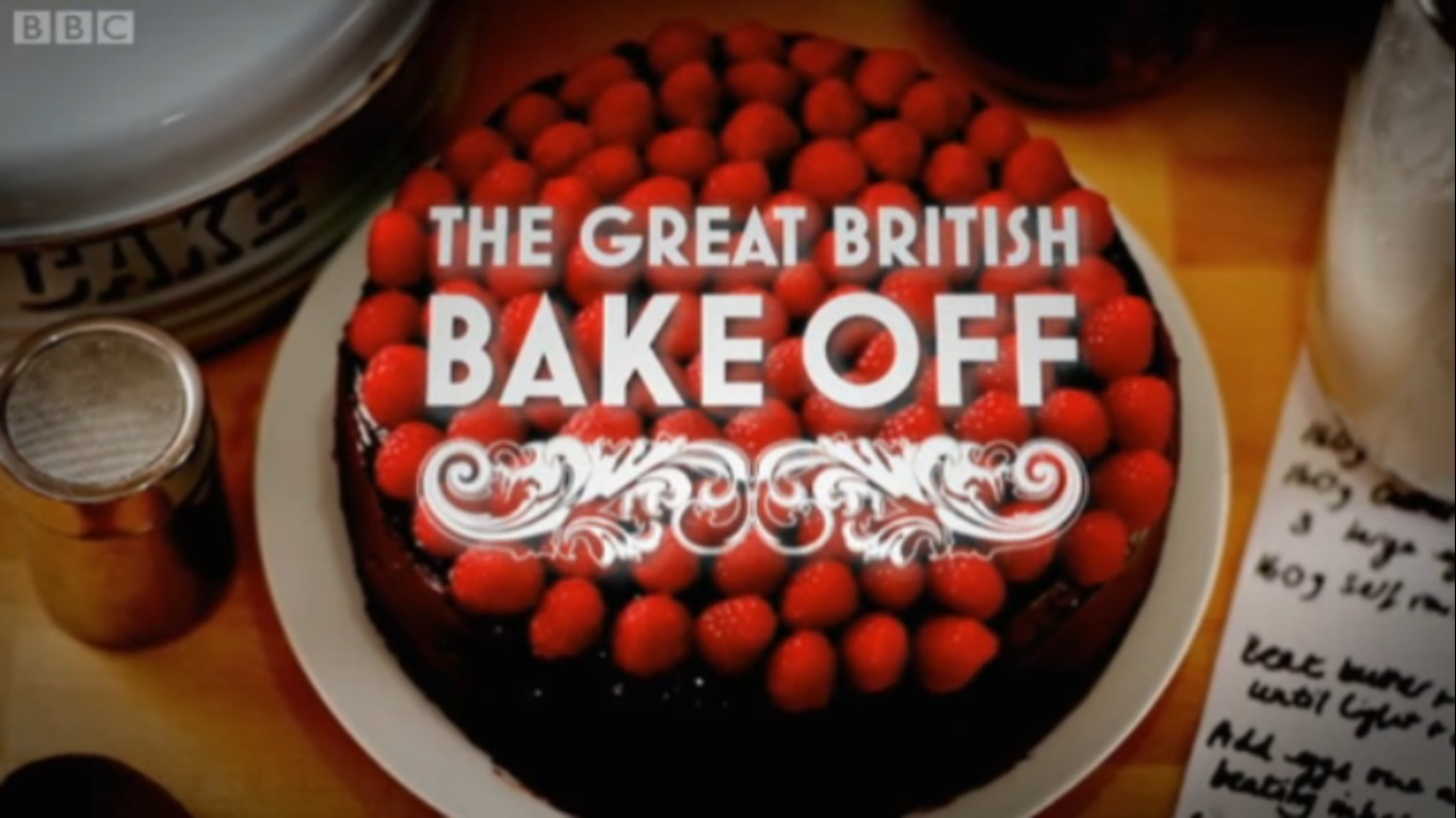 The Great British Baking Show Teams Background
