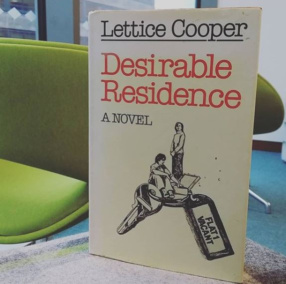 Desirable Residence by Lettice Cooper