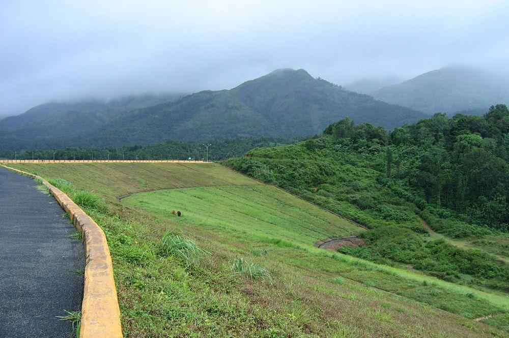 mysore to wayanad roadtrip - banasura sagar dam