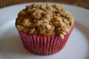Crumb Cake Muffins