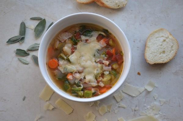 Tuscan Bean Soup_2