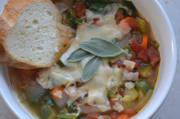 Tuscan Bean Soup_4