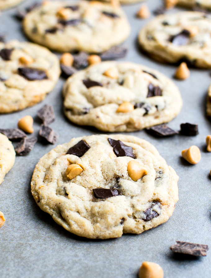 picture of chocolate chip cookie
