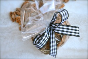 Candied Pecans for Handmade Holidays: Bake, Craft & Sew