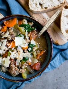 Italian Sausage Soup