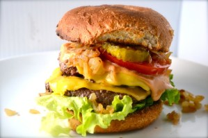 The Best Cheeseburger Ever