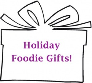 Holiday Foodie Gifts