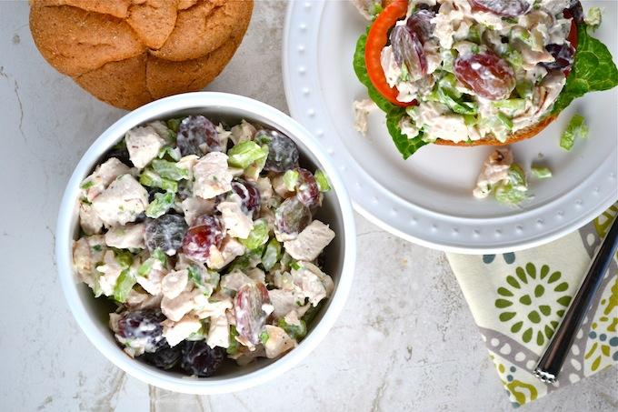 Chicken Salad Sandwich 3