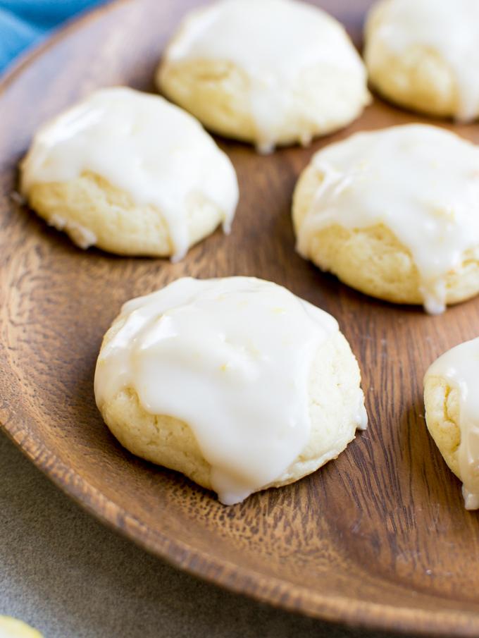 Lemon Cream Cheese Cookies photo