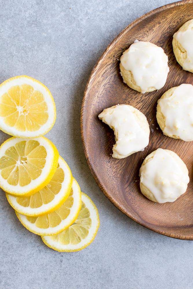Lemon Cream Cheese Cookies Image