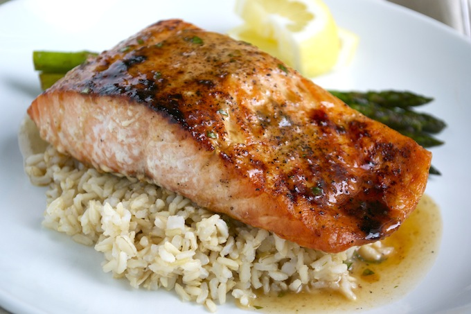 Roasted Salmon 2