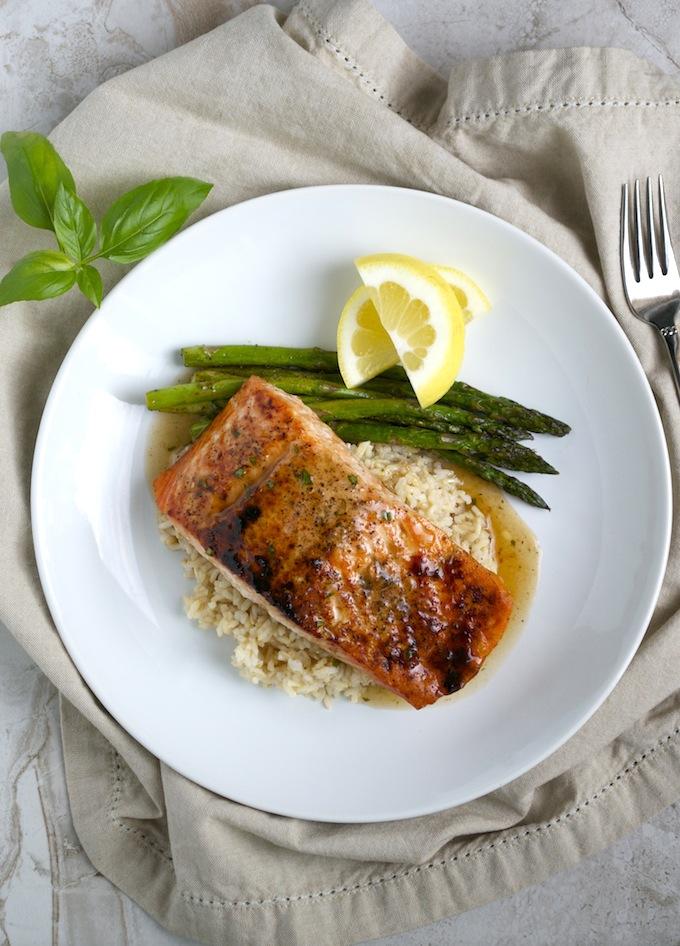 Roasted Salmon 3