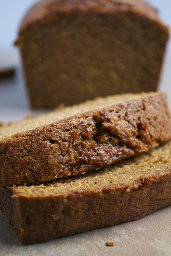 Pumpkin Bread | stuckonsweet.com