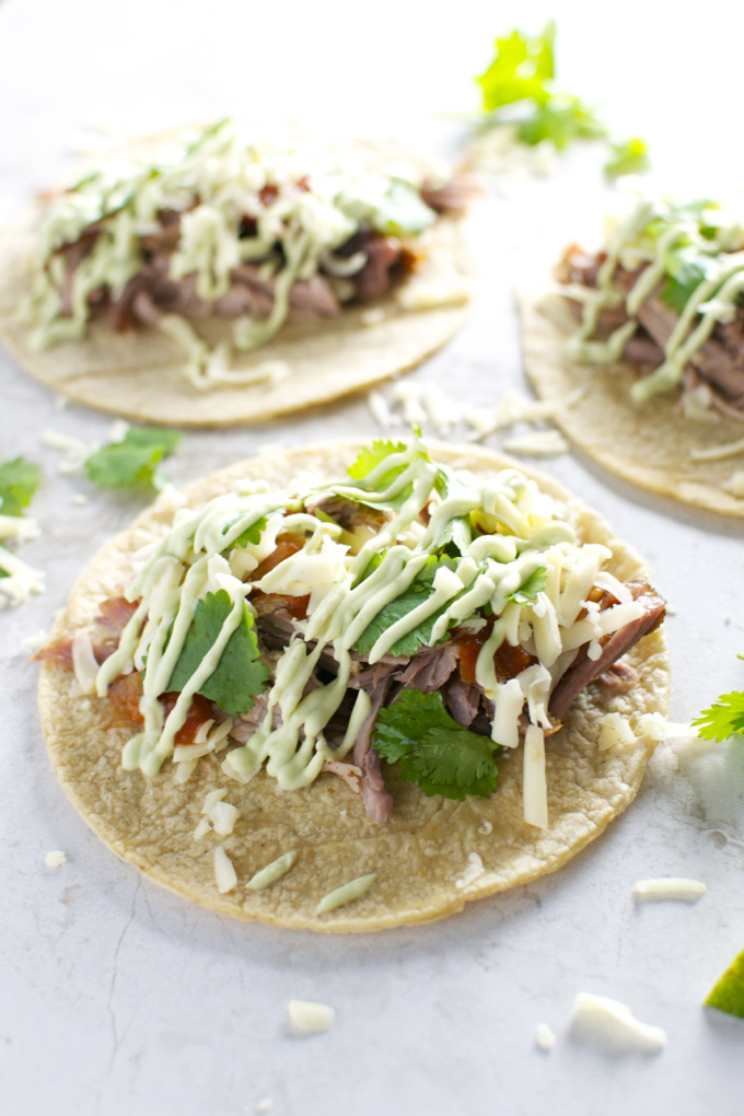 Simple Pork Tacos