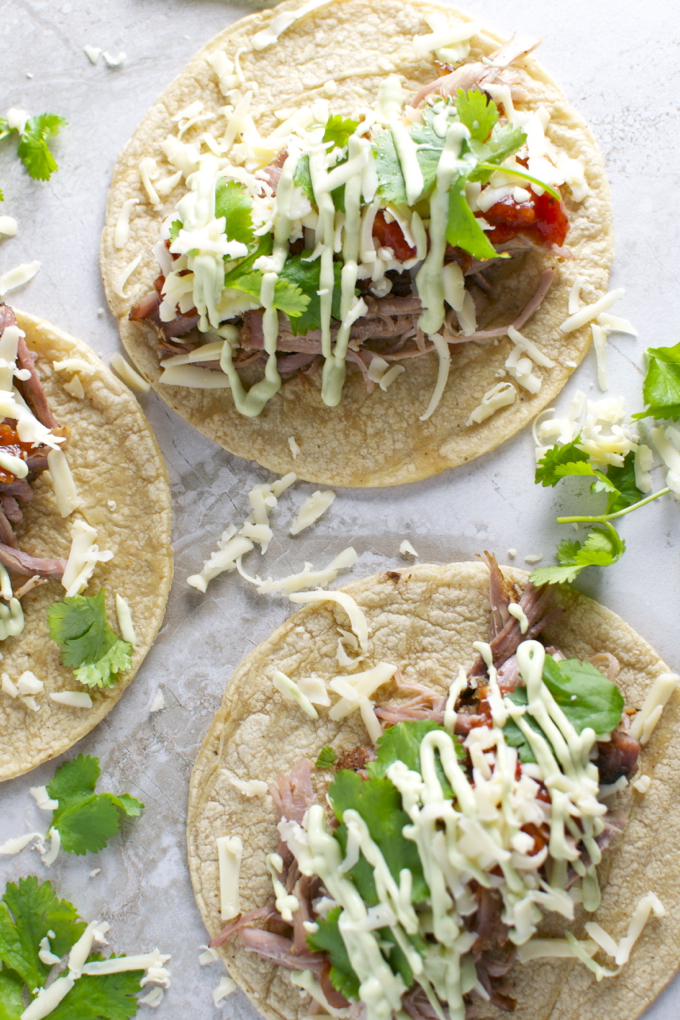 Simple Pork Taco Recipe