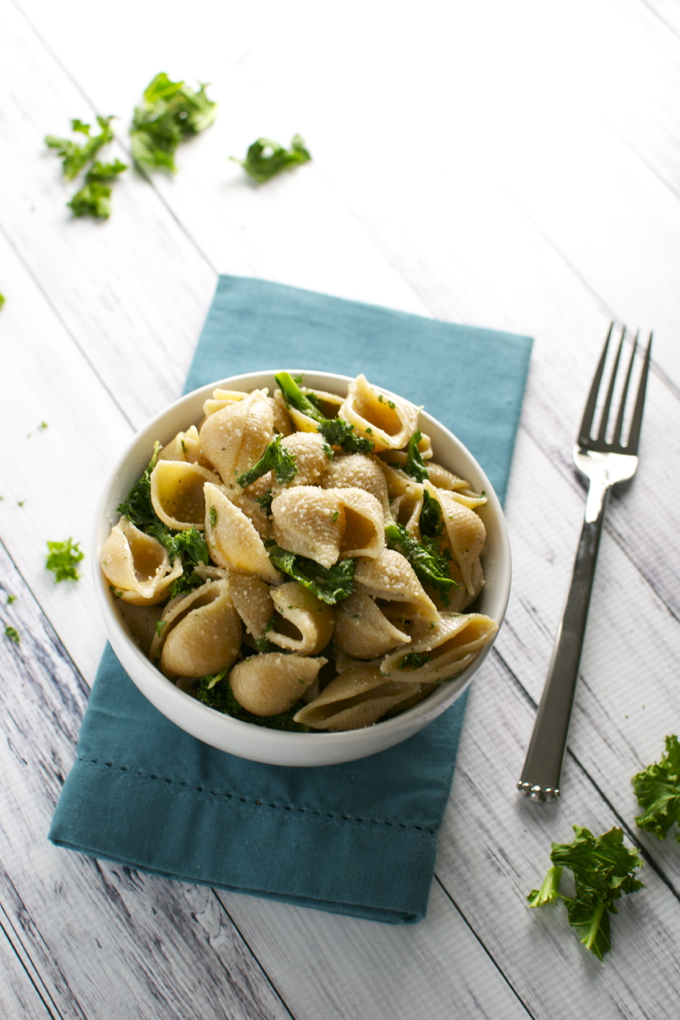 Whole wheat pasta recipe
