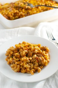 Homemade Goulash and a Fundraiser for a very special family!