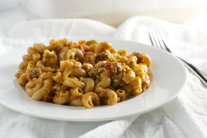 Goulash | stuckonsweet.com