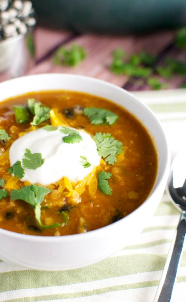 Vegetarian Chili 1