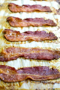 How to make the best bacon ever…in the oven!