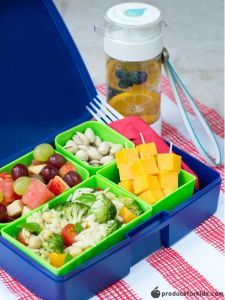 Italian Orzo Pasta Salad – Power Your Lunchbox: pledge to make healthy lunch for your kiddos!