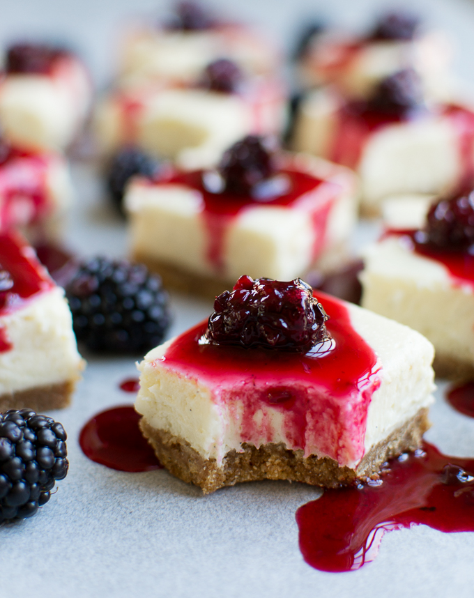 Cheesecake Bars Photo