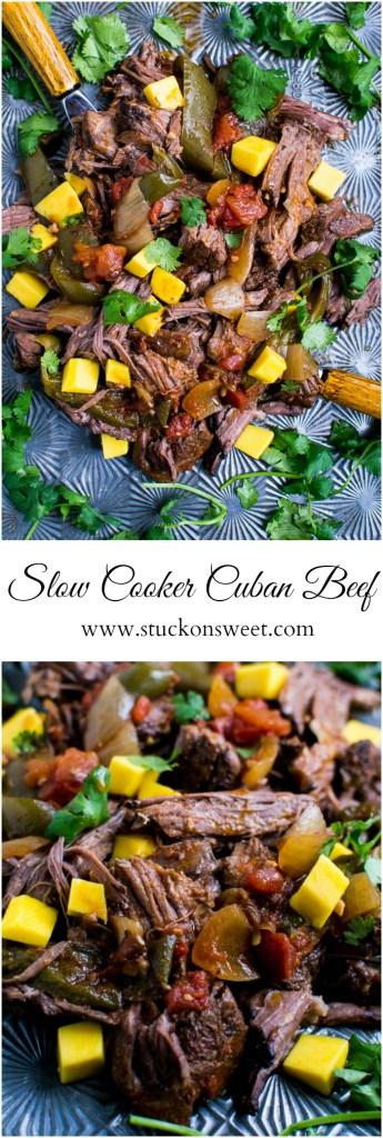 Slow Cooker Cuban Beef
