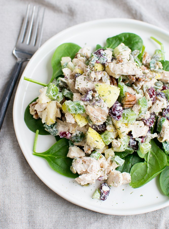 picture of chicken salad recipe