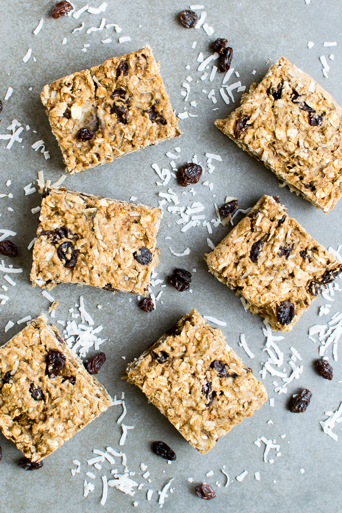 picture of breakfast bars