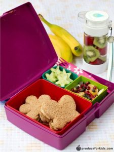 Produce for Kids Power Your Lunchbox Promise