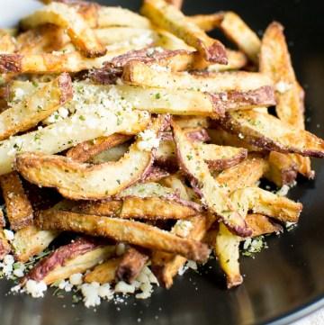 Crispy Air Fryer Fries