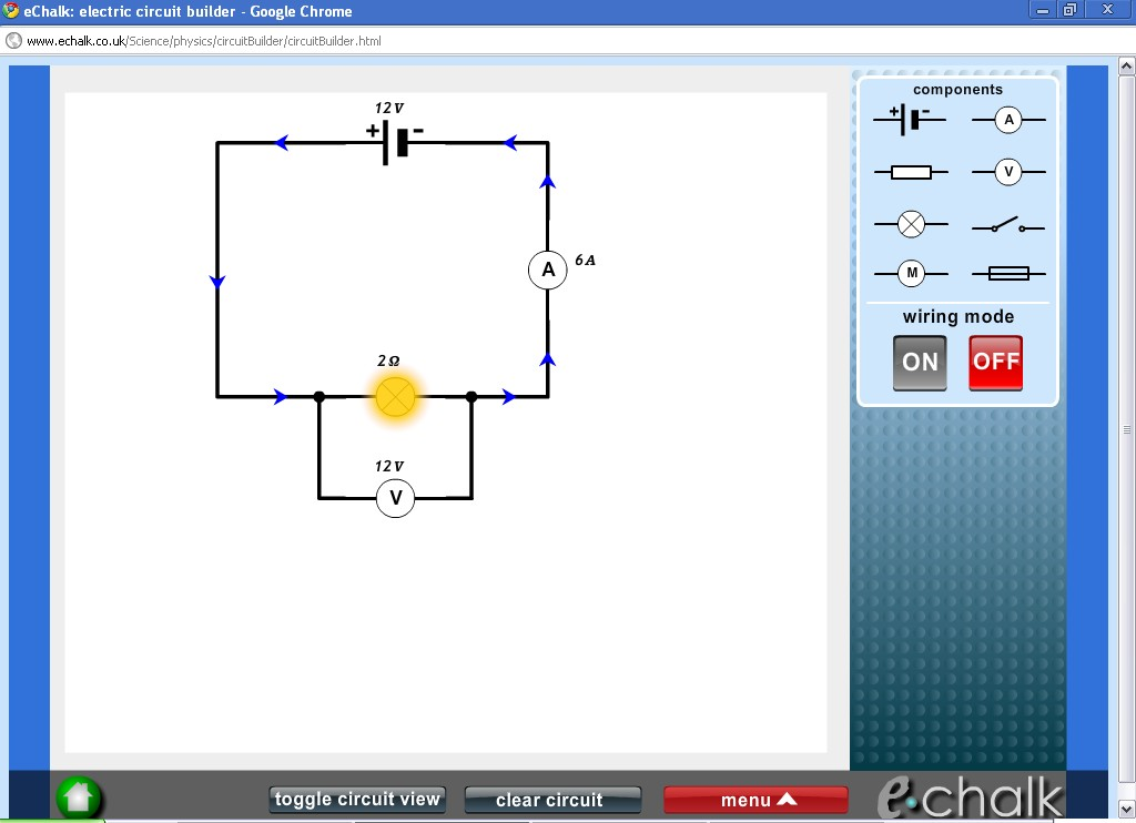Online Electronic Circuit Simulator Electrical Blog
