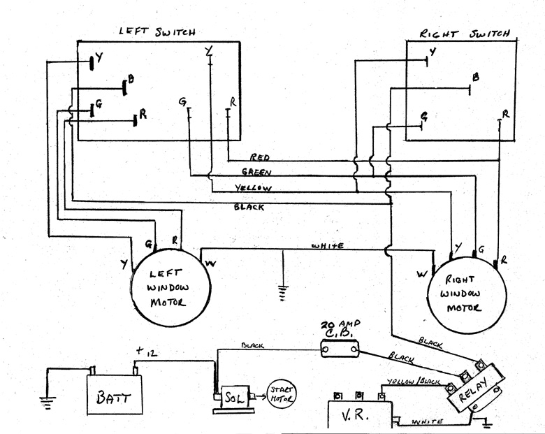 1964 Chevy Starter Wiring Diagram Bob Johnstone S Studebaker And Avanti Page