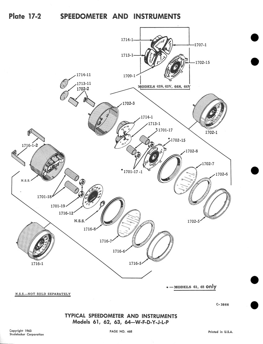 Bob Johnstones Studebaker Resource Website (1959-1964