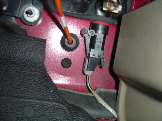 Fuel Pump Shutoff Reset Switch Located And How Do I Reset It