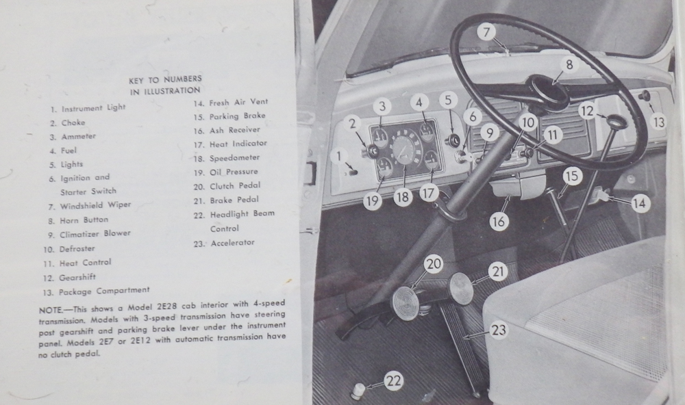 Wiring Diagram For 1952 Studebaker Champion And Commander