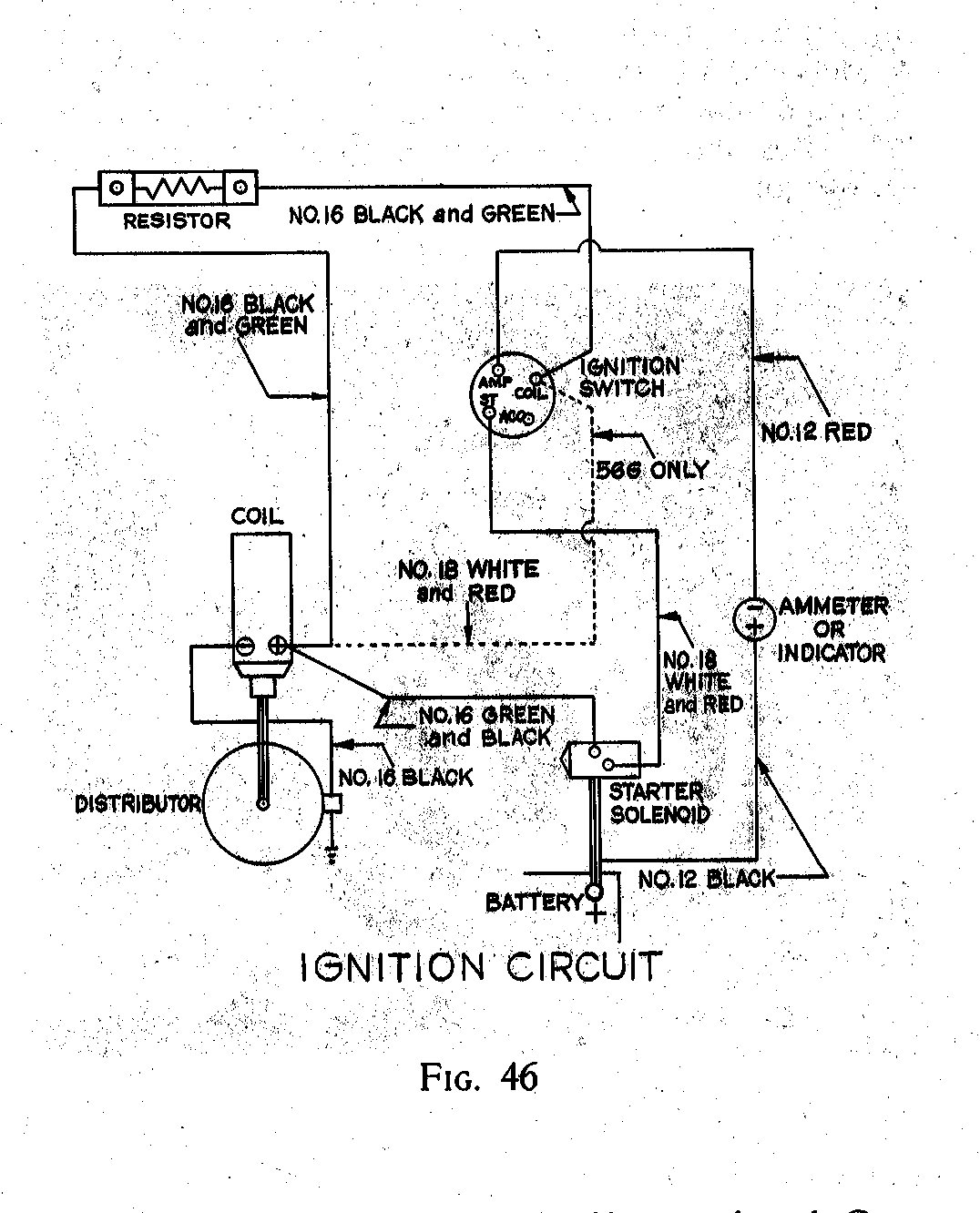 Wiring Diagrams for 1956 Studebaker Cars and Trucks