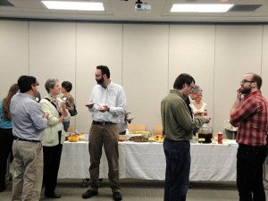Attending a Networking Event