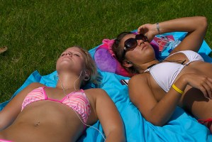 Jersey Shore: The Cost of Tanning