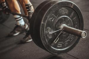 Get in shape when busy