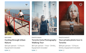 Start an Airbnb experience