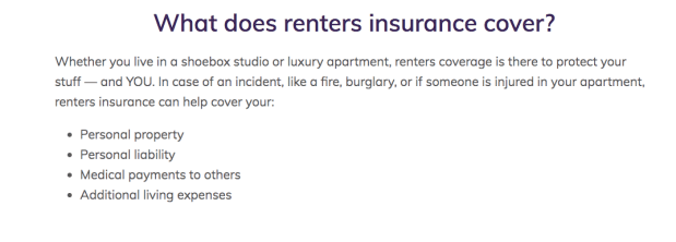 Esurance Renters Review