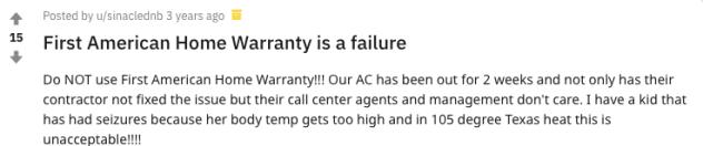 First American Renters Insurance Reddit